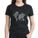 World Wide Web Women's Dark T-Shirt