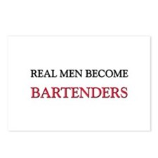 Real Men Become Baseball Players Postcards (Packag