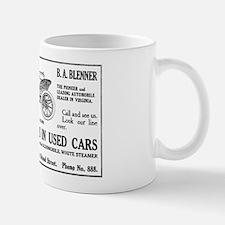 03/26/1909 - B.A. Blenner Mug