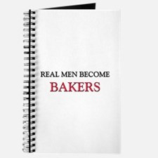 Real Men Become Bakers Journal