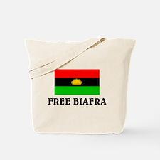 Free Biafra Tote Bag