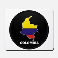 Columbia 4 Mousepad