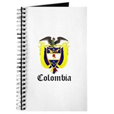 Colombia coat Journal