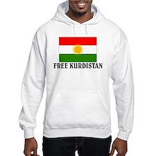 Free Kurdistan Hoodie