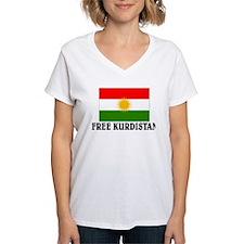 Free Kurdistan Shirt