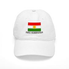 Free Kurdistan Baseball Cap