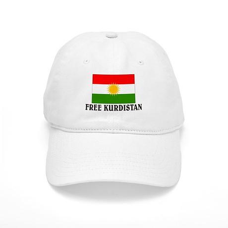 Free Kurdistan Cap