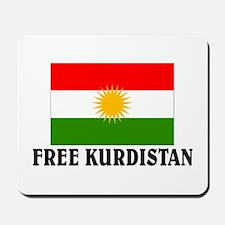 Free Kurdistan Mousepad