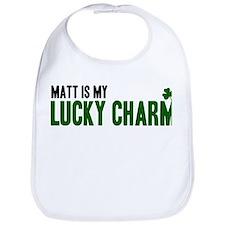 Matt (lucky charm) Bib