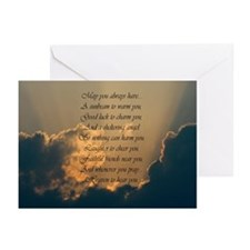 Heavenly Irish Blessing Greeting Cards (Pk of 20)