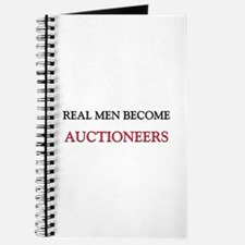 Real Men Become Auctioneers Journal