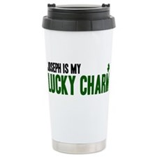 Joseph (lucky charm) Travel Mug