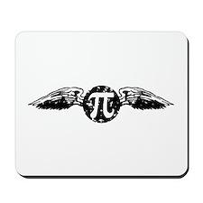 Winged Pi Mousepad