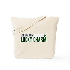 Johana (lucky charm) Tote Bag