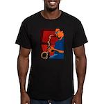 Plumbing Men's Fitted T-Shirt (dark)