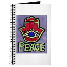 Hamsa Peace #1 Journal