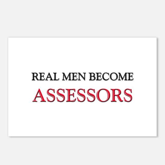 Real Men Become Assessors Postcards (Package of 8)
