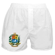 Venezuela Coat Of Arms Boxer Shorts