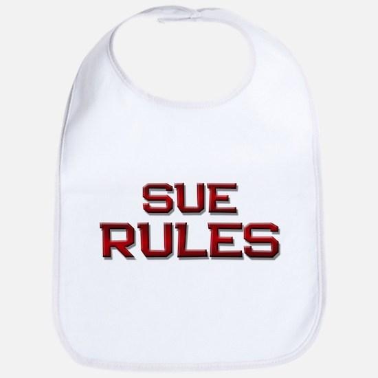 sue rules Bib