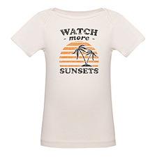 """Post tenebras lux"" T-Shirt"