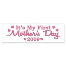 It's My First Mother's Day 2009 (Version A) Sticke