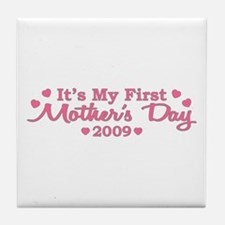 It's My First Mother's Day 2009 (Version A) Tile C
