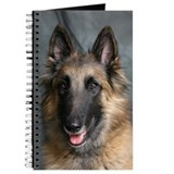 Belgian sheepdog Journals & Spiral Notebooks