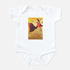 Toulouse-Lautrec Infant Bodysuit
