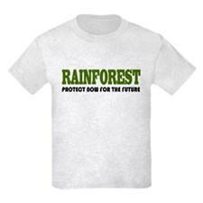 Save The Rain Forest T-Shirt