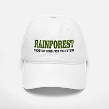 Save The Rain Forest Baseball Baseball Cap