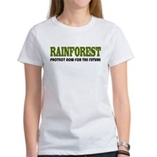 Save The Rain Forest Tee