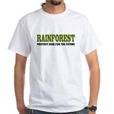 Save The Rain Forest Shirt