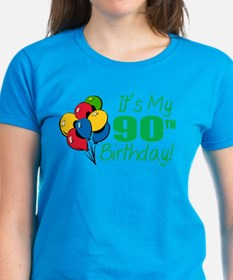 It's My 90th Birthday (Balloons) Tee