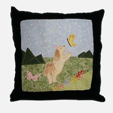 Butterfly Dance Throw Pillow