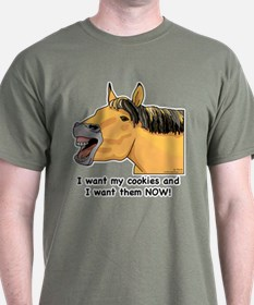 I want my Cookies! T-Shirt