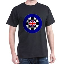 Target Union Jack Black T-Shirt