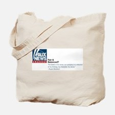 Faux News Tote Bag