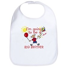 Going To Be The Big Brother Bib