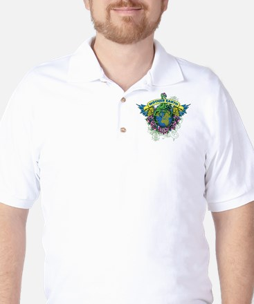Mother Earth Golf Shirt