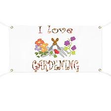 Love Gardening Banner