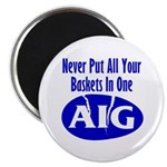 "AIG 2.25"" Magnet (100 pack)"