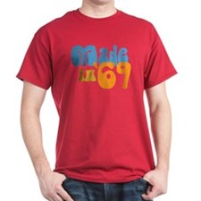 Made in 1969 (Retro) T-Shirt