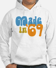 Made in 1969 (Retro) Hoodie