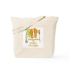 Honeymoon Puerto Vallarta Tote Bag