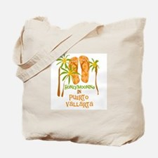 Honeymoon Puerto Vallarta Tote Bag