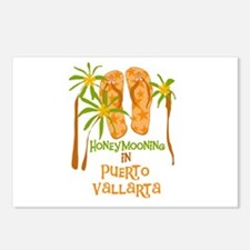 Honeymoon Puerto Vallarta Postcards (Package of 8)