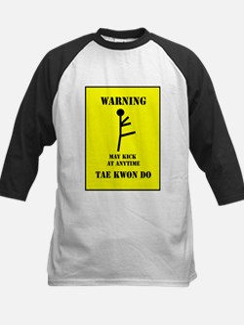 Tae Kwon Do Warning Tee