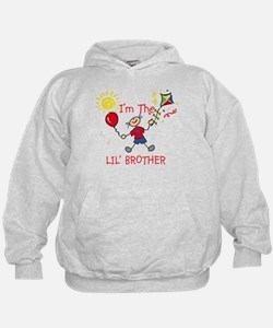 I'm The Lil Brother Hoodie