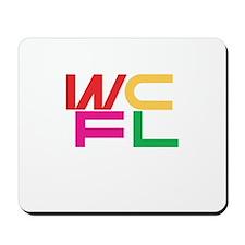 WCFL Chicago 1971 - Mousepad