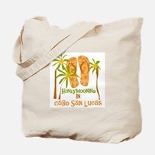 Honeymoon Cabo San Lucas Tote Bag